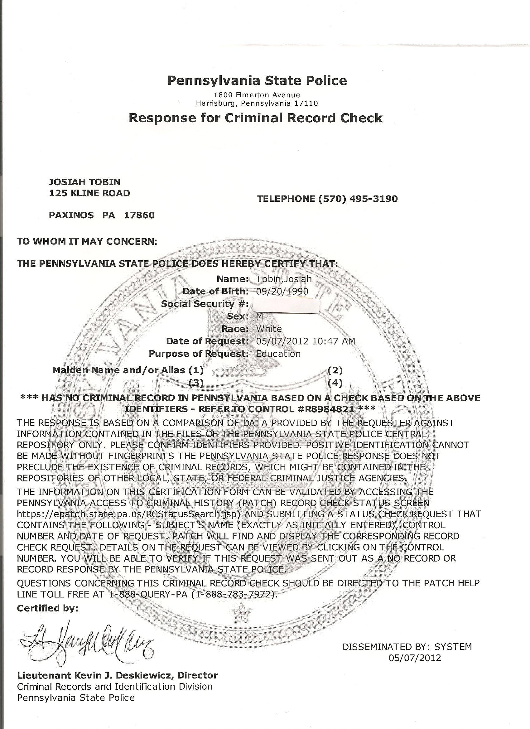 Amazing Federal Criminal Investigator Resume Image Collection