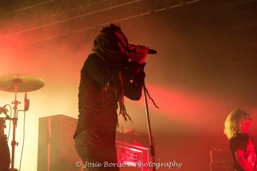Brian Head Welch, Love & Death, Photo by Josie Borisow