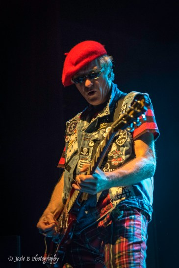 The Damned (The Fillmore, 11 Apr 17)-8
