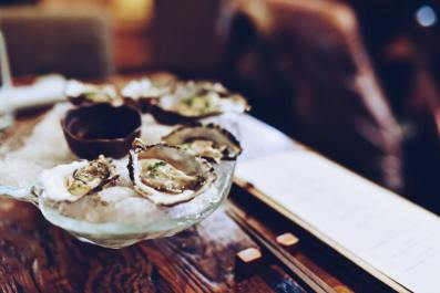 aphrodisiac, oysters, love potion