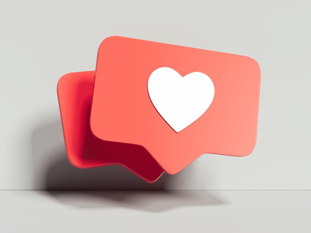 love, like