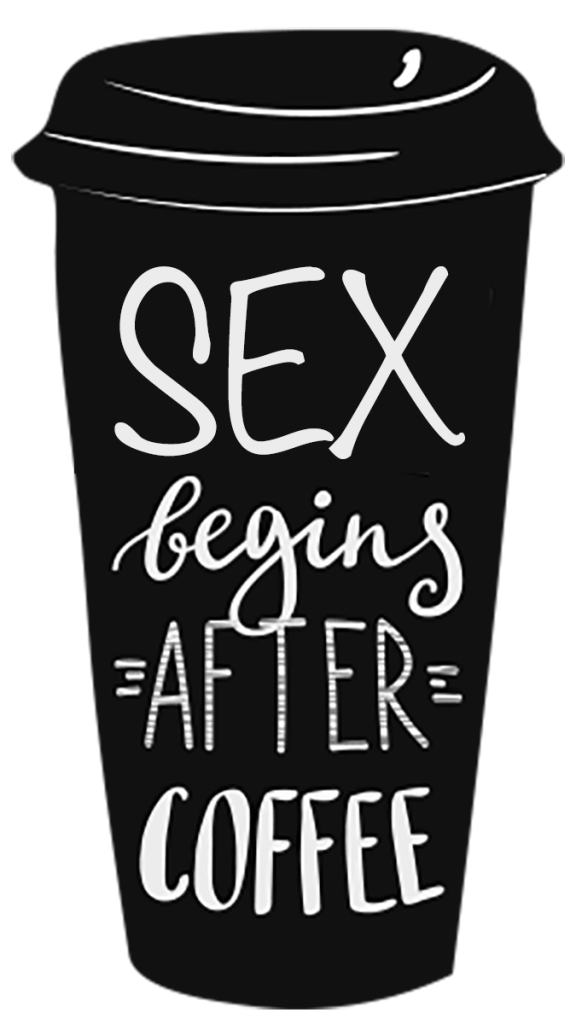 morning coffee, morning sex