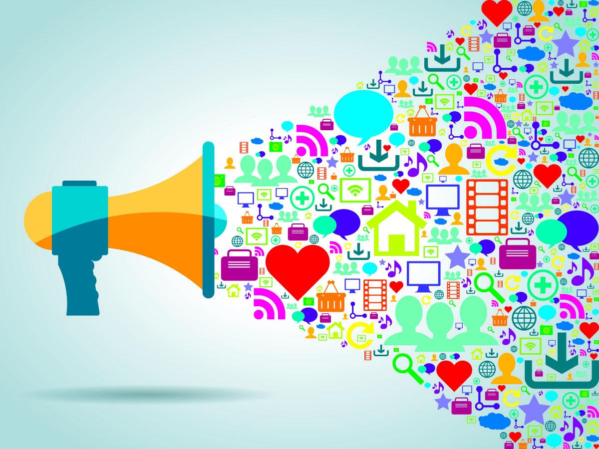social media, share, public proclamation
