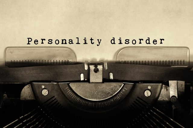 personality disorder, codependent