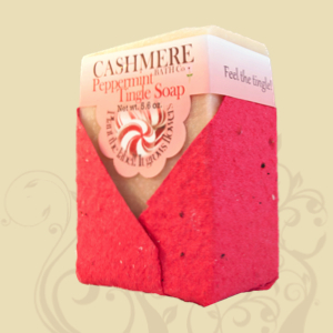 Cashmere Peppermint Soap