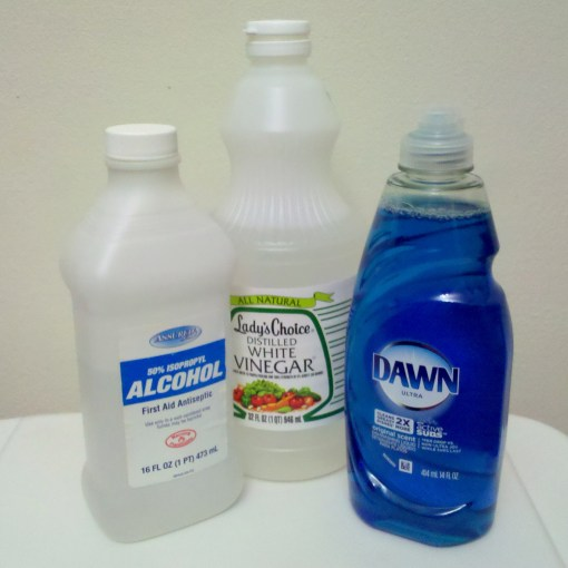 DIY Window Cleaner with Common Household Items