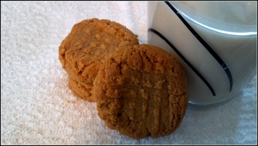 Staple Peanut Butter Cookies with 3 Simple Ingredients