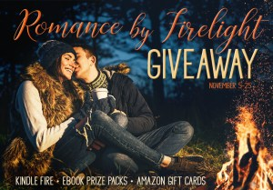 Romance by Firelight and Audible Books Giveaway - USA TODAY