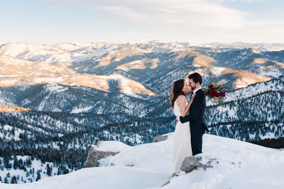 How to start planning your Colorado Wedding by Josie V