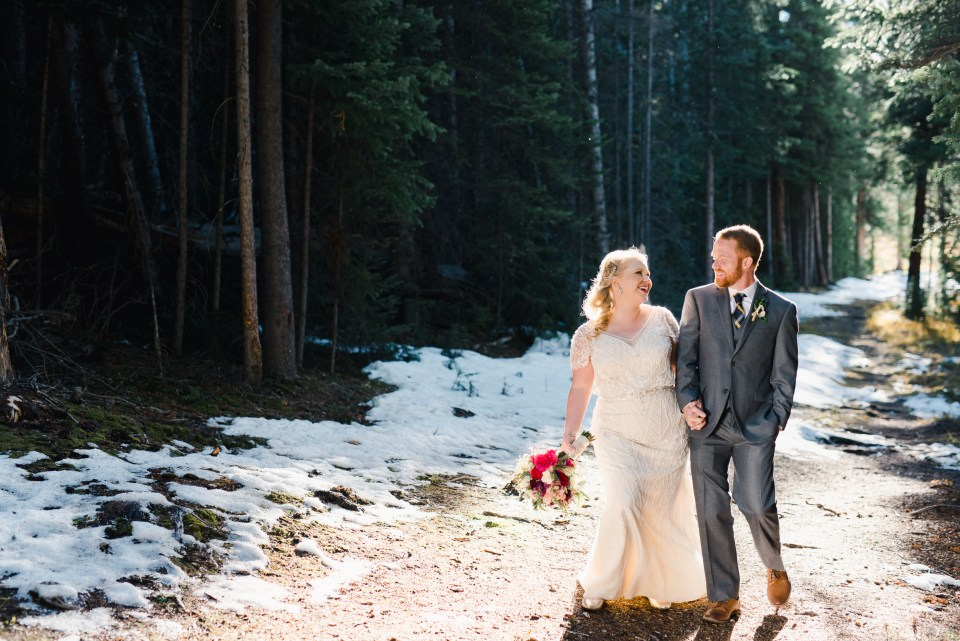Joyful Colorado Wedding Photos | Josie V Photography