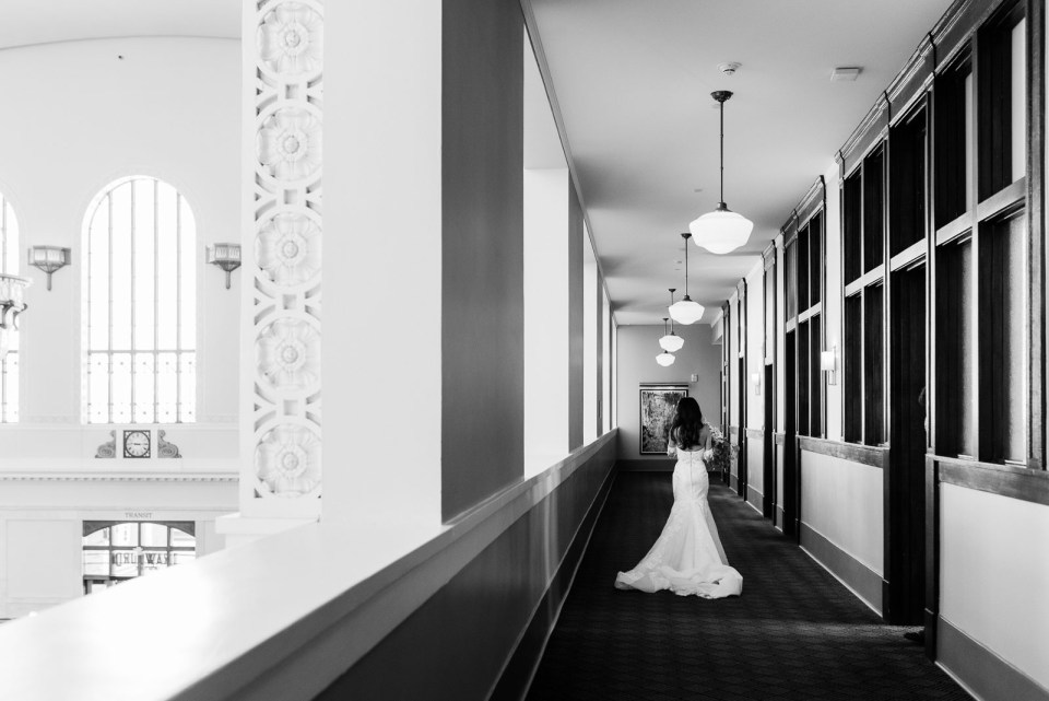 The Crawford Hotel in Union Station Denver | Josie V Photography