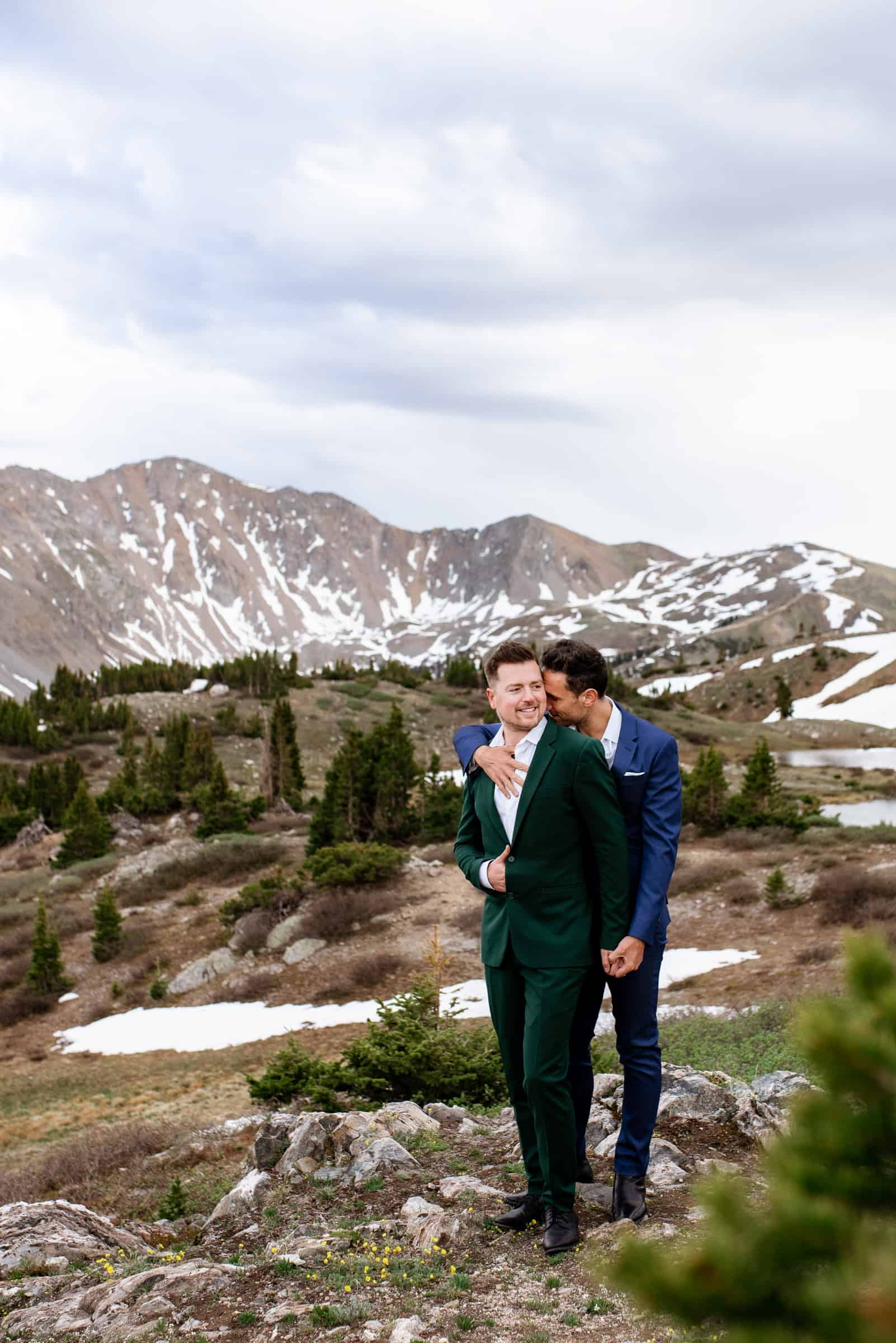 Colorado Mountain Wedding | Josie V Photography