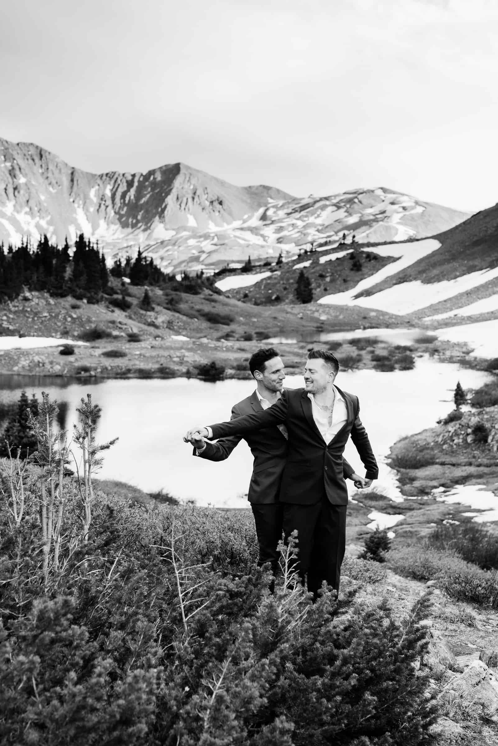 Gay Wedding | Josie V Photography