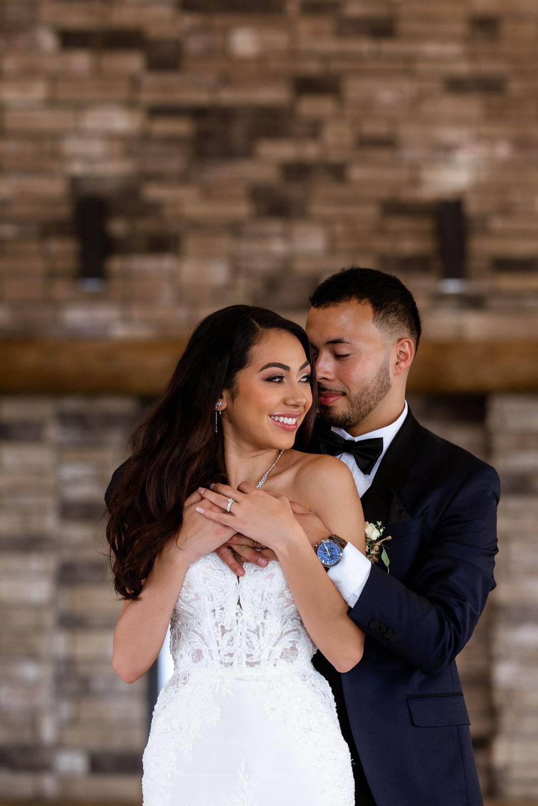 Intimate Wedding Photos | Josie V Photography