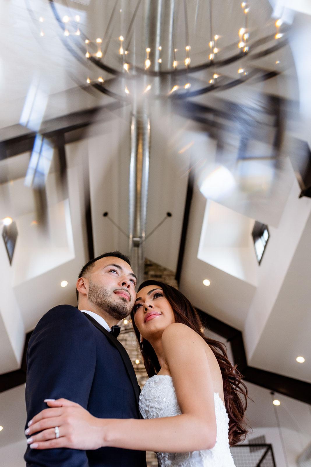 Elegant Indoor Colorado Wedding | Josie V Photography