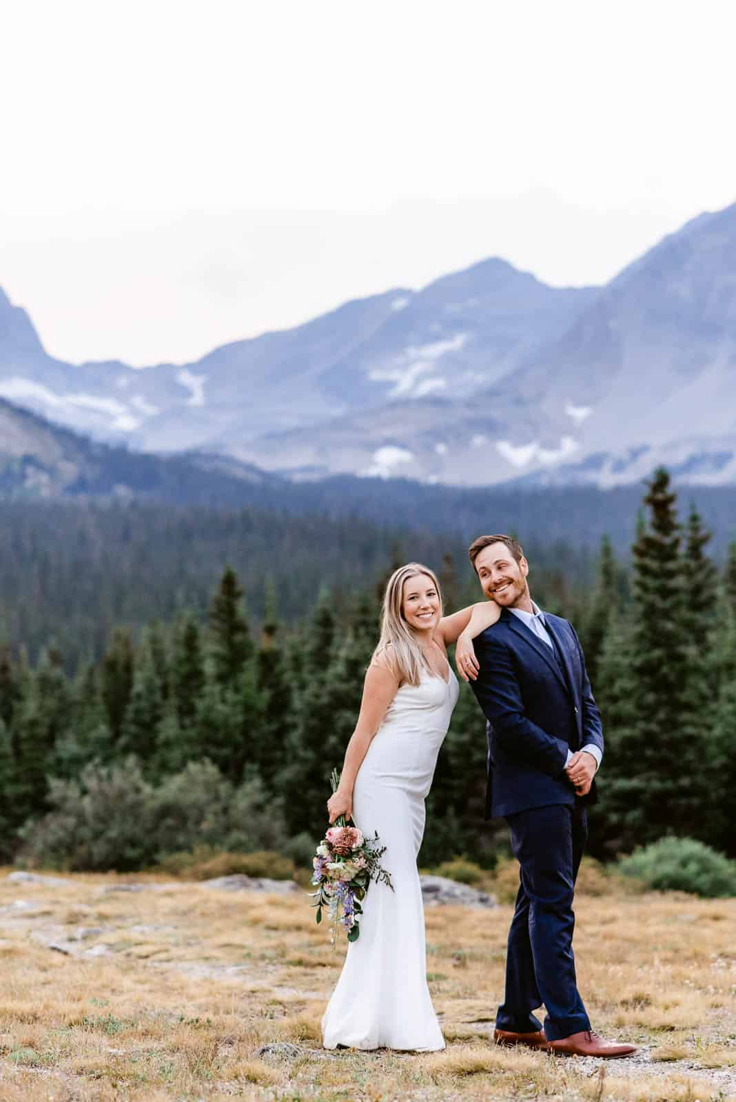 Best Elopement Locations Colorado | Josie V Photography