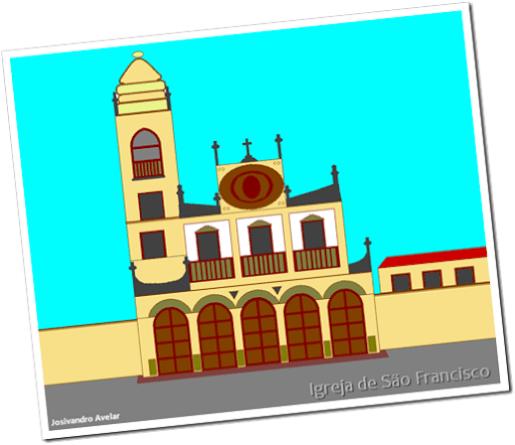 Igreja de São Francisco, obra do século XVI