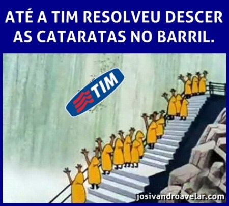 tim no barril