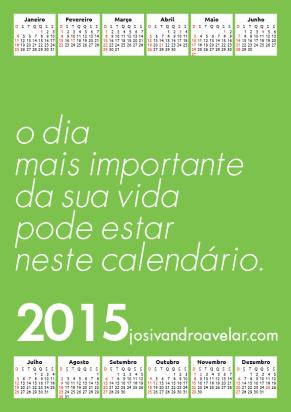 calendário josivandro avelar 2015 19