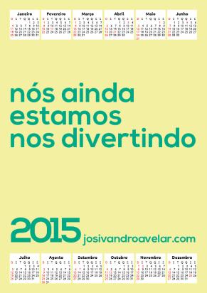 calendário josivandro avelar 2015 26