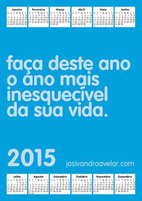 calendário josivandro avelar 2015 34