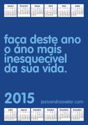calendário josivandro avelar 2015 35