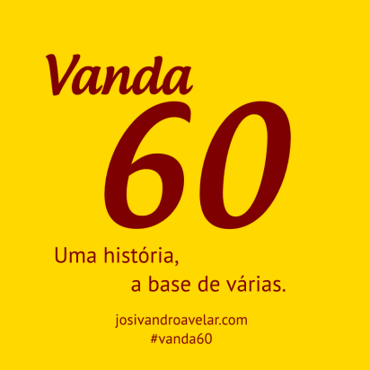 #vanda60- marca piloto