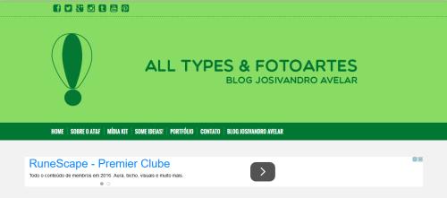 Blog All types & Fotoartes- abril de 2015
