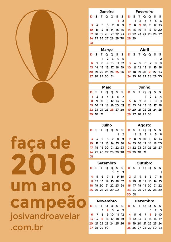 calendário 2016 13
