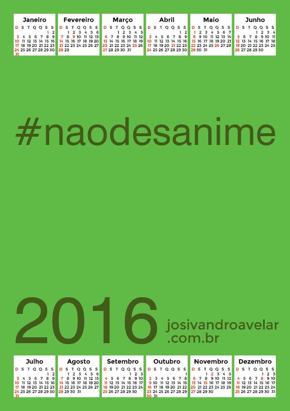 calendário 2016 28