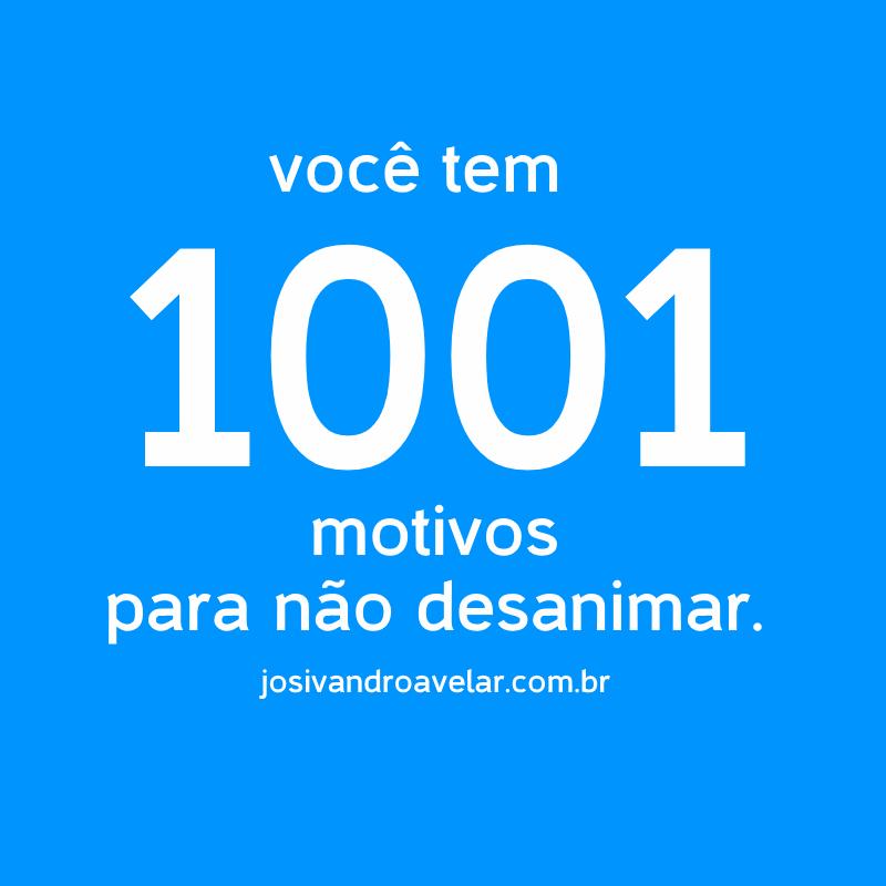 1001 motivos