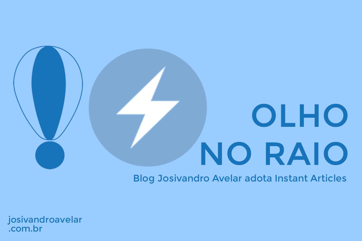 OLHO NO RAIO