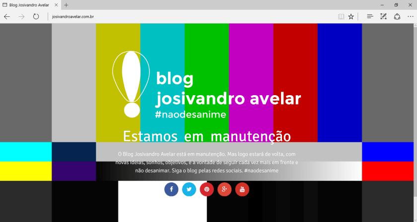 tela-de-manutencao-blog-josivandro-avelar