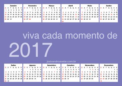 calendário 2017 69
