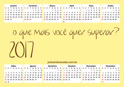 calendário 2017 86