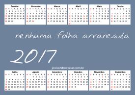 calendário 2017 88