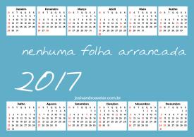 calendário 2017 89