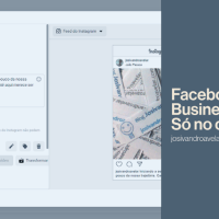 Facebook Business Suite? Só no celular