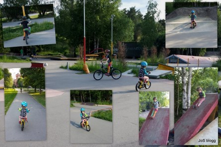Nya cyklar
