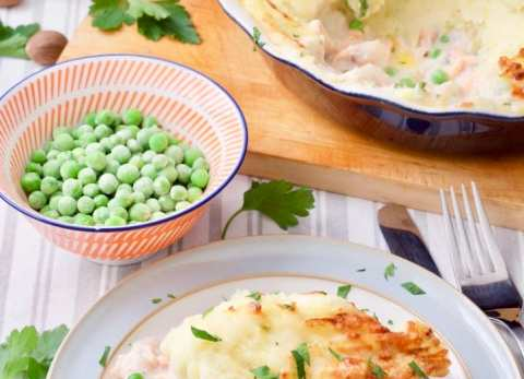 Family Favourite Easy Fish Pie