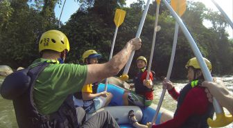 """""""Up Paddle High Five!"""""""