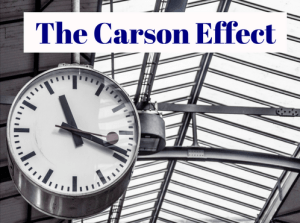 The Carson Effect, by Joslyn Chase
