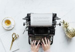 Serene writing