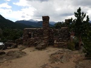 The Birch Ruins, Estes Park