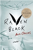 Cover for Raven Black, by Ann Cleeves