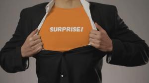 Surprise's superpower
