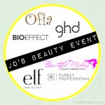 JO'S BEAUTY EVENT – KOM GLAD ♥