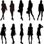 パスベースでモデリング対象となる女性の設定方法。身長、目鼻口など特徴別にみるべき箇所。 #女装