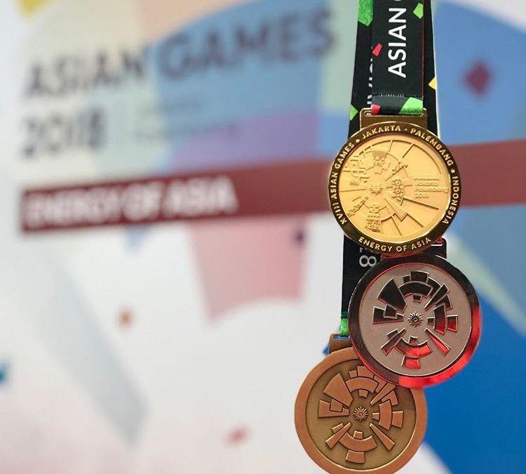 Inilah Keunikan Medali Asian Games 2018 Jakarta – Palembang