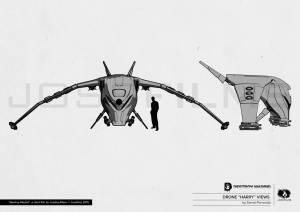 DestroyMadrid Shortfilm JosebaAlfaro Jossfilms Concept Drone 08